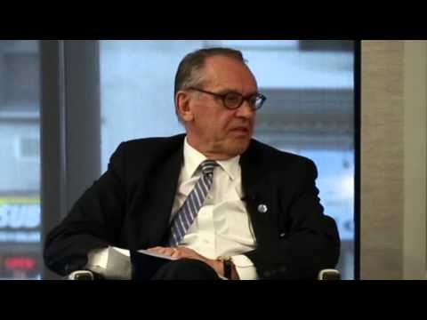 Human Rights, Development and Peace and Security - an interview with the UN DSG, Jan Eliasson