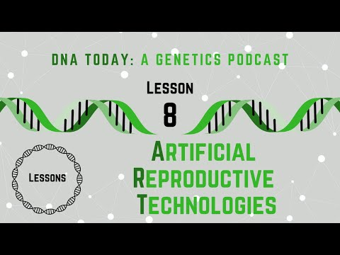 DNA Today Podcast Lesson 8: Artificial Reproductive Technologies Introduction and Debate!