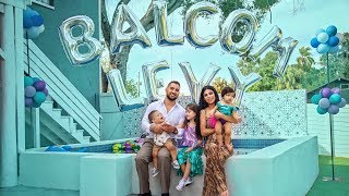 BALCOM AND LEVY'S 1ST BIRTHDAY PARTY SPECIAL!!!