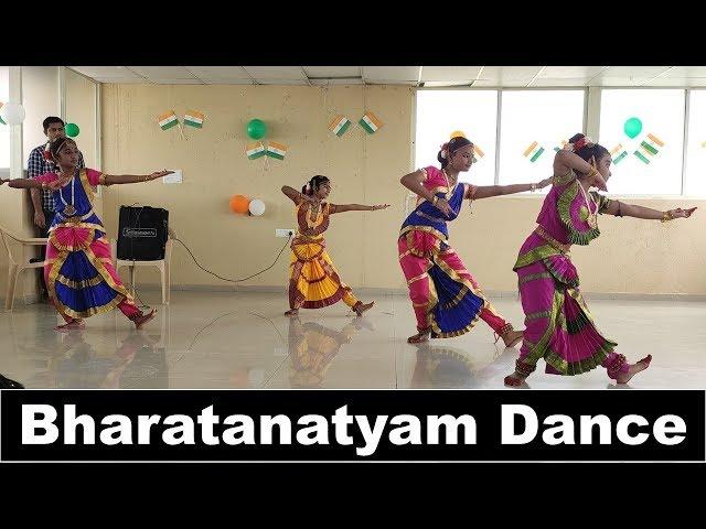 Bharatanatyam Dance  Kids Performance | Kids Bharatanatyam Dance
