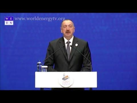 WPC2017 | Ilham Aliyev, President of Azerbaijan, Opening Keynote