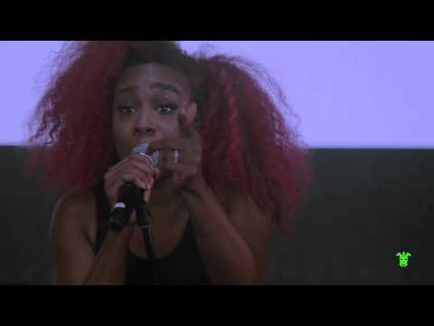 Sza-Sweet November Live @ One Music Fest 15