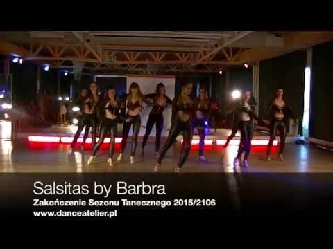 Salsitas by Barbra-  Zakończenie Sezonu Tanecznego Dance Atelier
