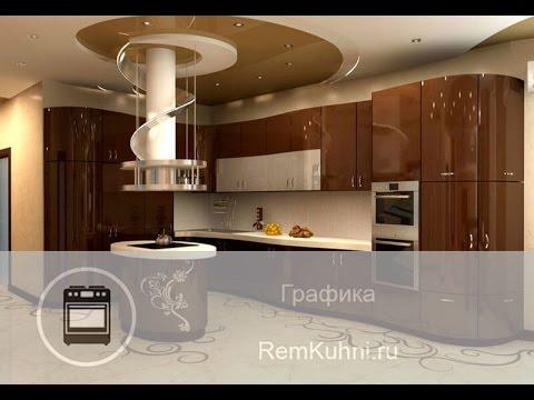 Дизайн кухни в стиле модерн. Особенности стиля модерн
