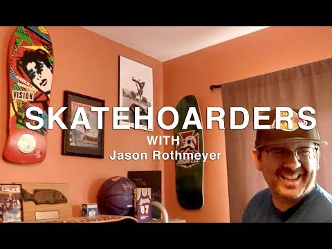 SkateHoarders | Jason Rothmeyer | Transworld Skateboarding