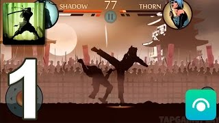 Shadow Fight 2 - Gameplay Walkthrough Part 1 - Act 1 (iOS, Android)