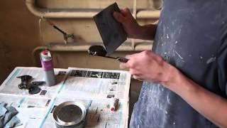 Пример правильного и быстрого перемешивания авто-шпаклевки.(, 2013-05-23T17:06:39.000Z)