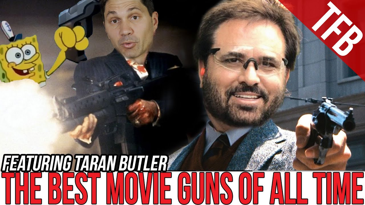 Top 5 Guns from Movies ft. Taran Tactical Innovations
