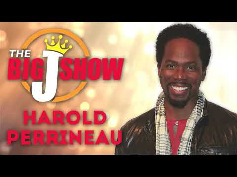 Harold Perrineau Interview