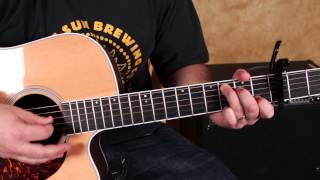 How to Play Catch the Wind by Donovan - Easy Acoustic Songs Guitar Lesson - Acoustic Lessons