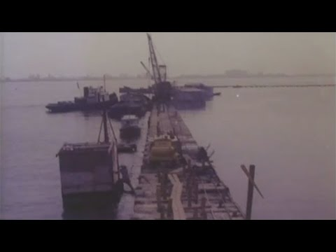 Port of Apapa - Nigeria (1966)