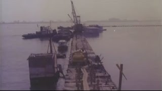 Port of Apapa - Nigeria (1966)
