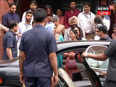 Former PM Dr Manmohan Singh in PU