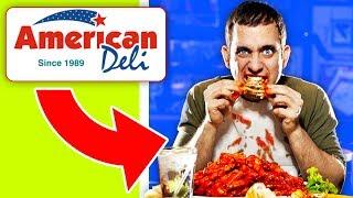 Top 10 Untold Truths of American Deli!!!