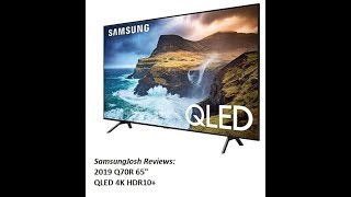The Samsung Q70R vs Q80R - What's The Difference? - VideoRuclip