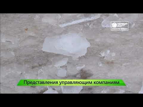 Скандальные управляйки снова получили представления за плохую приборку дворов   Новости Кирова 06 12