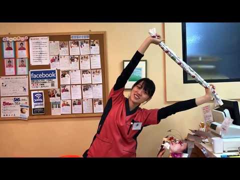 【タオルで簡単!二の腕ストレッチ】鍼灸・整体が得意な整骨院惠心堂へ・福岡市中央区薬院駅近く