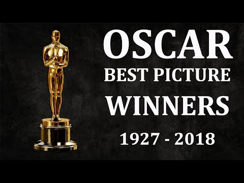 All Oscar Best Picture Winners in just 4 minutes    !!!  (1927 to 2019)