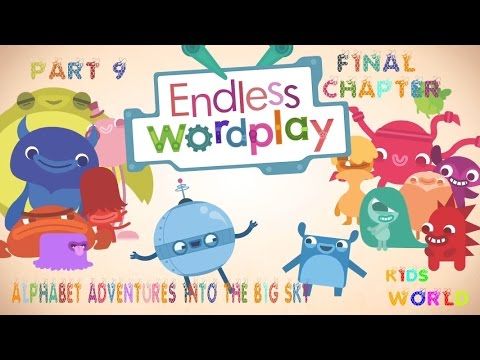 Endless WordPlay Part 9 Alphabet Final Adventure Into The Big Sky, Education Vocabulary