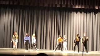 Fairfax HS International Day K-pop I-dol