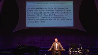 WWT-12 - Eternal Security and Assurance of the Believer - Bret Laird