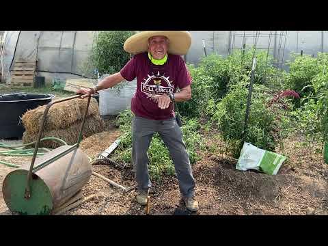 Spread A Fall Cover Crop With Farmer Craig and BOOST Soil Amendment
