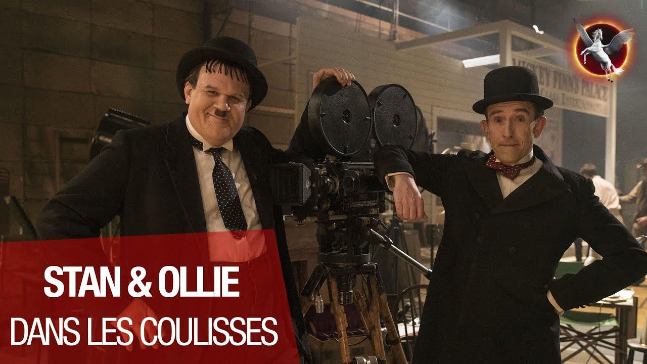 """Stan & Ollie - Featurette VOST """"Dans la peau du personnage"""""""