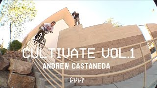 CULTCREW/ CULTIVATE VOL.1/ ANDREW CAST
