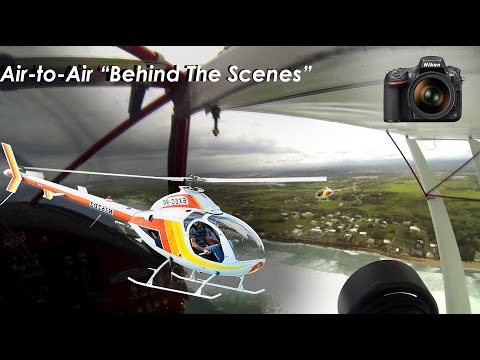 """[HD] Flight Of Two: Air-to-Air """"Behind The Scenes"""""""
