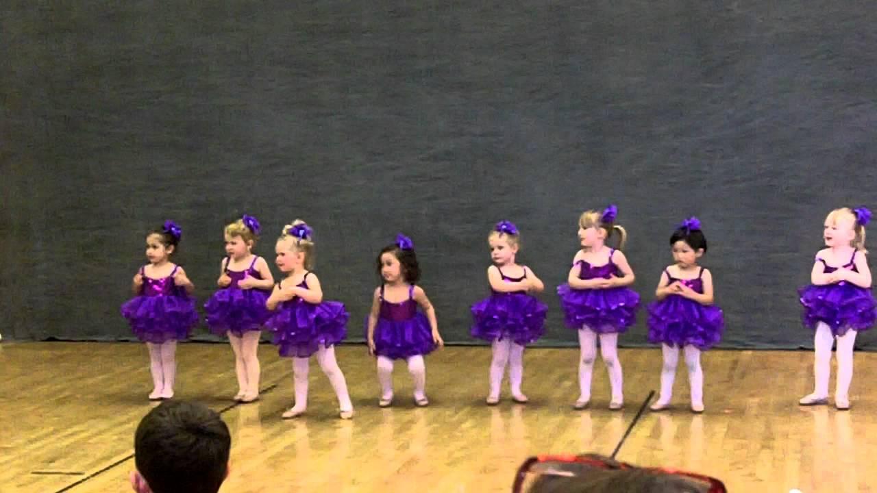 Sofia Dancing Baby Beluga Toddler Ballet