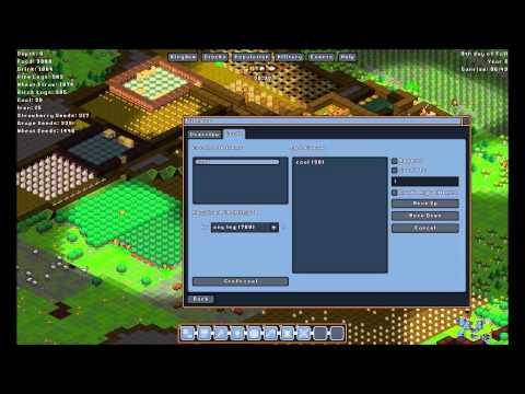 Gnomoria - Episode 58 - Building Prospector and Kiln