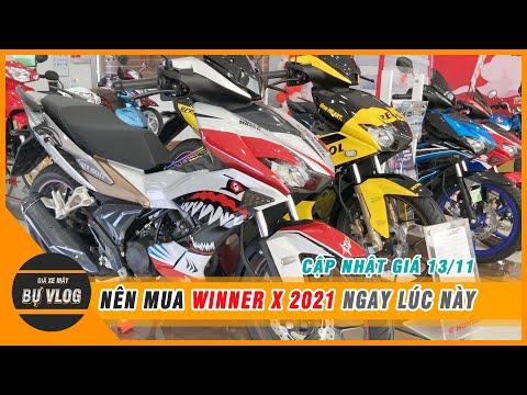 ▶️ Nên Mua Winner X 2021 Ngay Lúc Này ? Báo Giá Xe Winner X 2021 13/11?Gần hết giảm 4 Triệu & Góp 0%