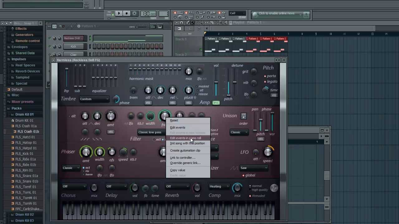 Fl studio wobble bass tutorial using only free vst plugins youtube.