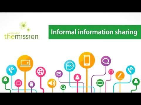 Informal Information Sharing