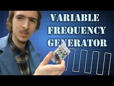 Make a Really Simple Square Wave Generator
