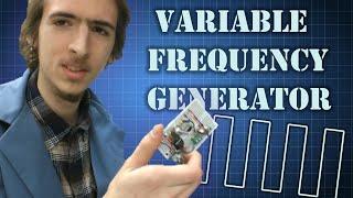 Eine Wirklich Simple Square Wave Generator
