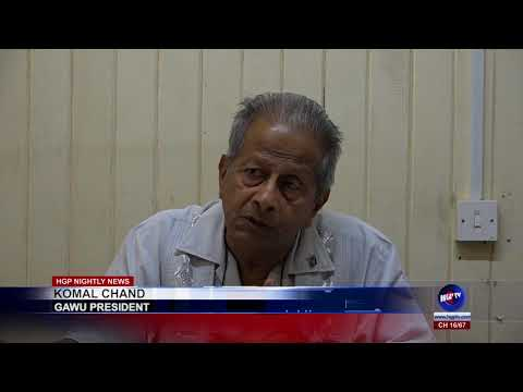CHAND DENIES GAWU HAS BEEN RECEIVING $30M MONTHLY IN UNION DUES