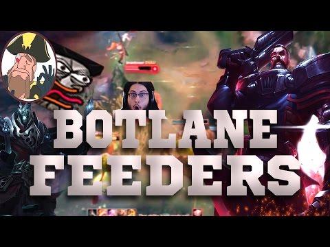 Tobias Fate - Why Its Always BOTLANE FEEDING?!?! | League of Legends