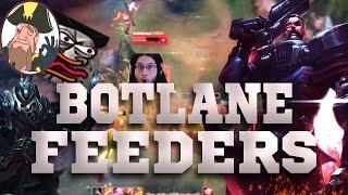 Tobias Fate - Why Its Always BOTLANE FEEDING?!?!   League of Legends