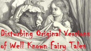 Disturbing Original Versions of Well Known Fairy Tales | SIMPLY BIZARRE