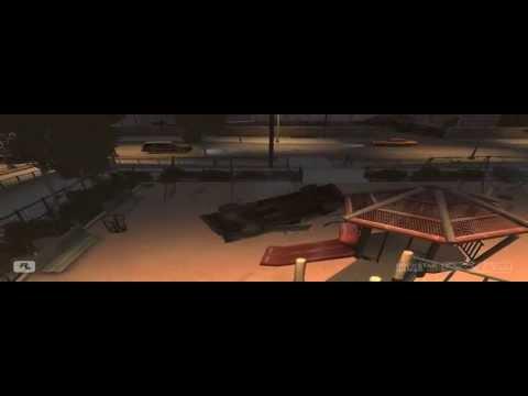 GTA IV (Bug): Best of Swing of Death Glitch (HD)