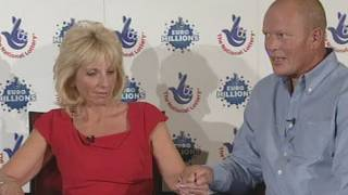 EUROMILLIONS WINNERS: Third time lucky