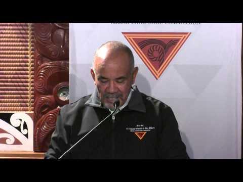 Hon Te Ururoa Flavell - Te Wiki o te Reo Maori Launch 2015
