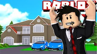 LOKIS BOUGHT A MANSION OF RICH AND FAMOUS PEOPLE   ROBLOX-Adopt Me