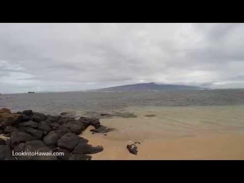 Kaiolohia Bay (Shipwreck Beach) - Lanai, Hawaii