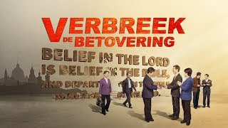 God is mijn redding | Christelijke film 'Verbreek de betovering' Trailer