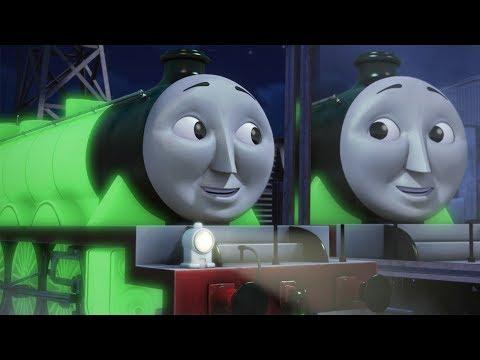 Томас и его друзья | Зелёный призрак | Ещё больше эпизодов | Видео для детей | Детский мультфильм