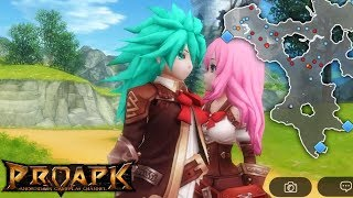 AlchemiaStory English Gameplay Android / iOS (Open World MMORPG)