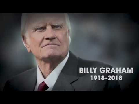 Passion Tribute to Billy Graham