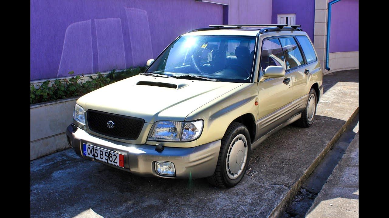 Subaru Forester 2 0t 177hp